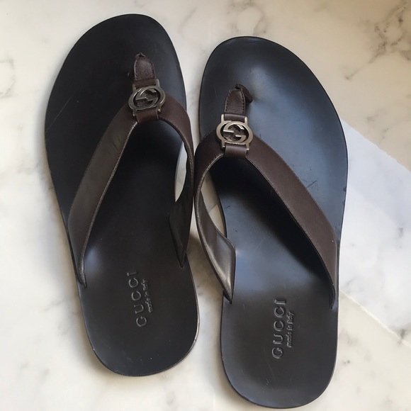 ba9863afcd72 Gucci Other - Gucci Brown Men Sandals